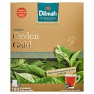 Dilmah Ceylon Gold Traditional Black Tea 200 g (100 x 2 g)