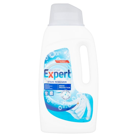 Go for Expert White Protection Stain Remover 1.5 L
