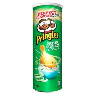 Pringles Sour Cream & Onion Chrupki 165 g