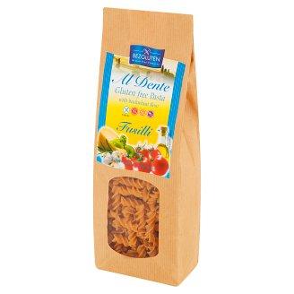 Bezgluten Al Dente Fusilli Makaron z mąką gryczaną 300 g
