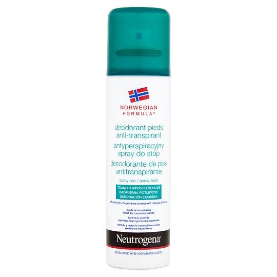 NEUTROGENA Antyperspiracyjny spray do stóp 150 ml