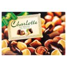 Charlotte Nut Pralines Dark Chocolate 225 g