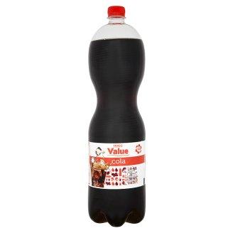 Tesco Value Cola Carbonated Drink 2 L