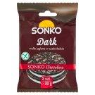 Sonko Jaglane wafle w czekoladzie deserowej 30 g