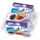 Milka Czekolada mleczna Snow Balls Oreo 112 g