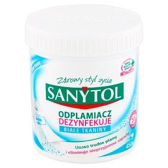 Sanytol Odplamiacz dezynfekujący białe tkaniny 450 g