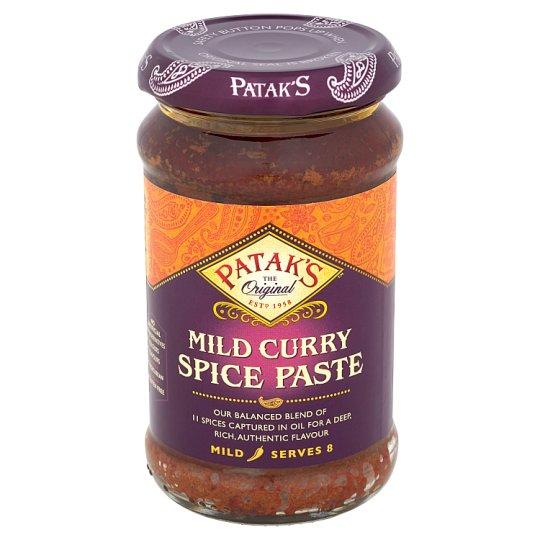 Patak's Łagodna pasta do indyjskiego curry 283 g
