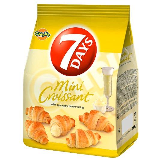 7 Days Mini Croissant z nadzieniem o smaku spumante 185 g
