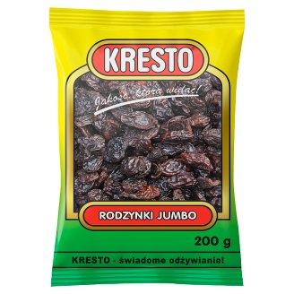 KRESTO Jumbo Raisins 200 g