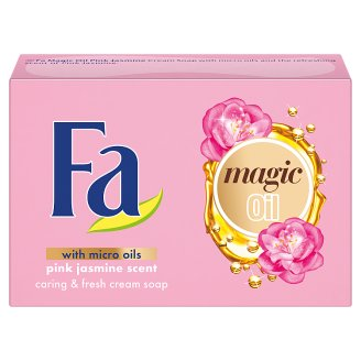 Fa Magic Oil Pink Jasmine Cream Soap 90 g