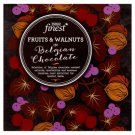 Tesco Finest Fruits & Walnuts in Belgian Chocolate 80 g
