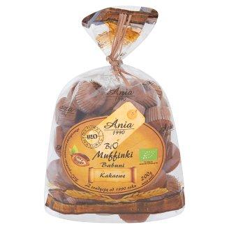 Ania Bio Muffinki Babuni kakaowe 200 g