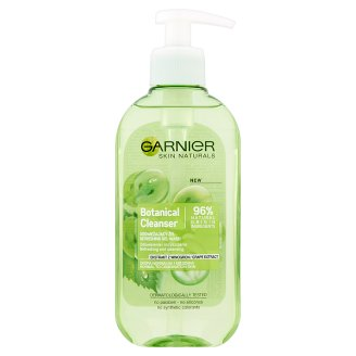 Garnier Botanical Cleanser Grape Extract Refreshing Gel Wash 200 ml