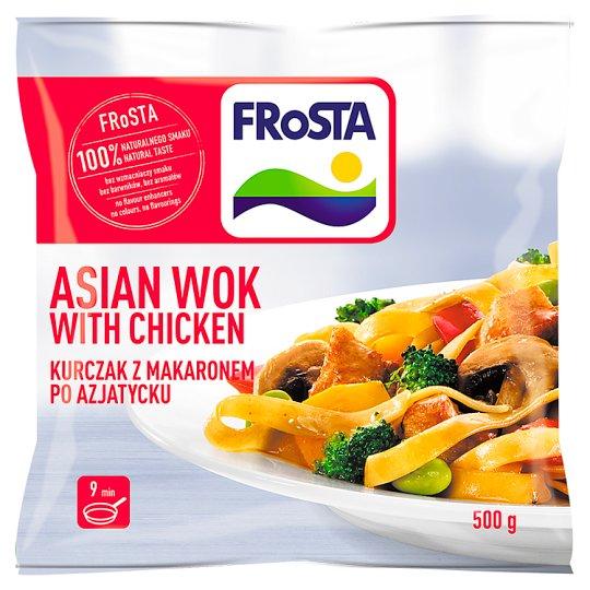 FRoSTA Makaron z kurczakiem po azjatycku 500 g