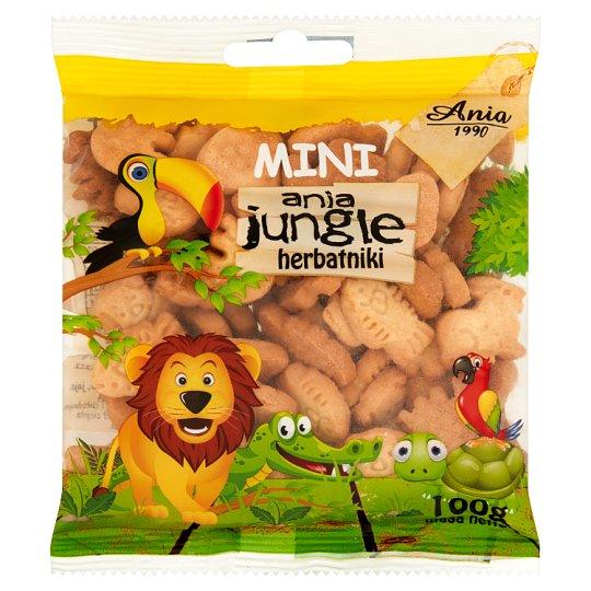 Ania Mini ania jungle Herbatniki 100 g
