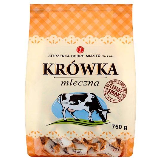 Jutrzenka Dobre Miasto Krówka mleczna Milk Fondants 750 g