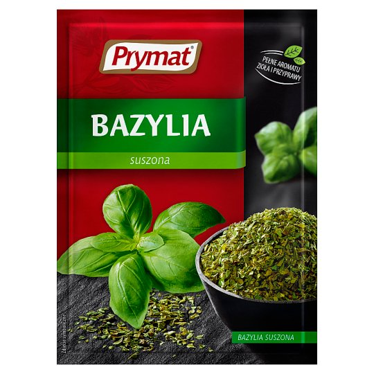 Prymat Dried Basil 10 g