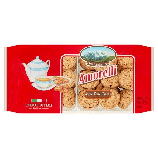 i Dolci di Montagna Amorelli Apricot-Almond Cookies 200 g