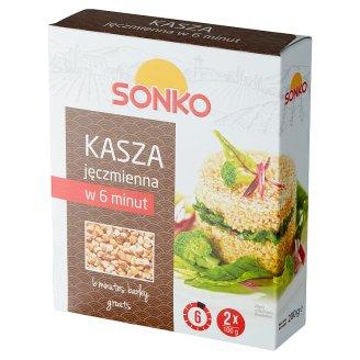 Risana 6 Minutes Barley Groats 200 g (2 Bags)