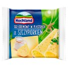 Hochland Cream Cheese in Slices with Chives 130 g (8 Pieces)