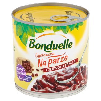 Bonduelle Ugotowane na parze Red Beans 310 g