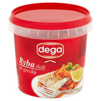 Dega Fish Herring in Greek Style 500 g