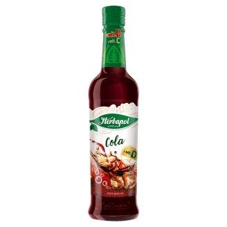 Herbapol Syrop o smaku coli 420 ml