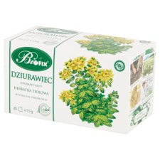 Bifix St. John's Wort Herbal Tea Dietary Supplement 30 g (20 x 1.5 g)