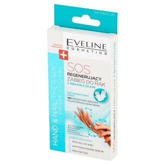 Eveline Cosmetics Hand & Nail Therapy Professional SOS Regenerating Hand Treatment 2 x 7 ml