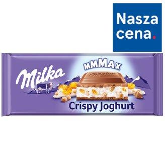 Milka Crispy Joghurt Chocolate 300 g