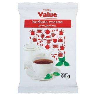 Tesco Value Granulated Black Tea 80 g