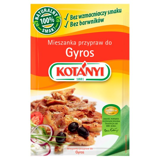 Kotányi Gyro Seasoning Mix 30 g
