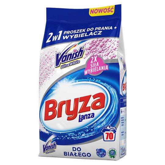 Bryza Lanza Vanish Ultra White 2in1 for White Washing Powder + Bleach 5.25 kg (70 Washes)