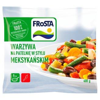 FRoSTA Warzywa na patelnię meksykańskie 400 g