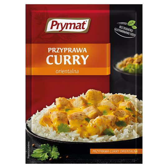 Prymat Oriental Curry Seasoning 20 g