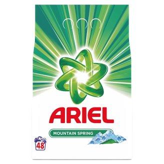 Ariel Washing Powder Mountain Spring 3,6 Kg 48 Washes