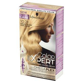 Schwarzkopf Color Expert Farba do włosów 10.21 Perłowy blond