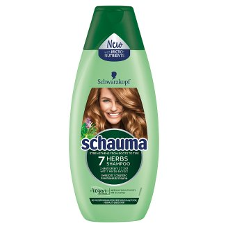 Schauma 7 Herbs Shampoo 250 ml