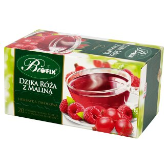 Bifix Premium Briar with Raspberry Fruit Tea 40 g (20 Sachets)