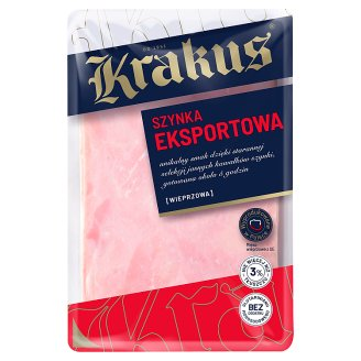 Krakus Export Ham 120 g (6 Slices)