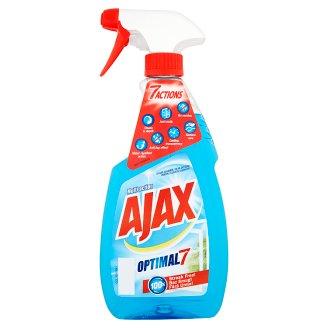 Ajax Optimal 7 Multi Action Glass Cleaner 500 ml