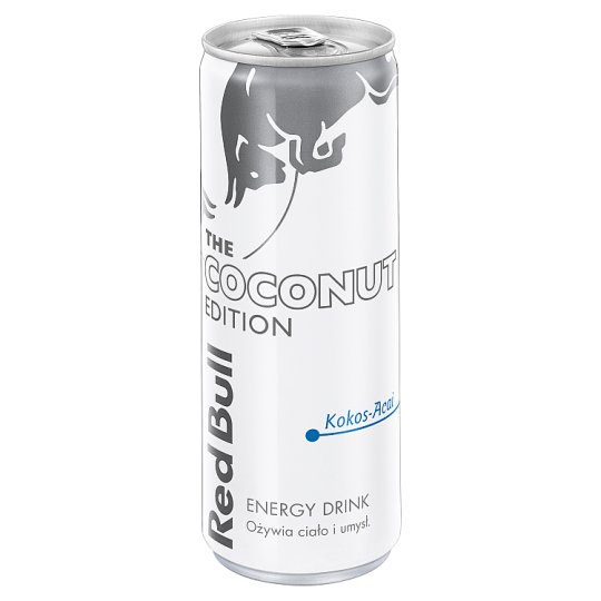 Red Bull Coconut-Acai Energy Drink 250 ml