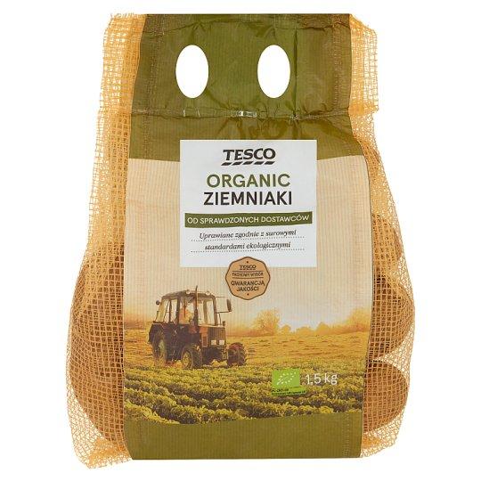 Tesco Organic Ziemniaki 1,5 kg