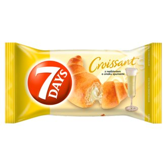 7 Days Croissant with Spumante Flavoured Filling 60 g