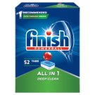 Finish All in 1 Dishwasher Detergent in Tabs 832 g (52 Pieces)