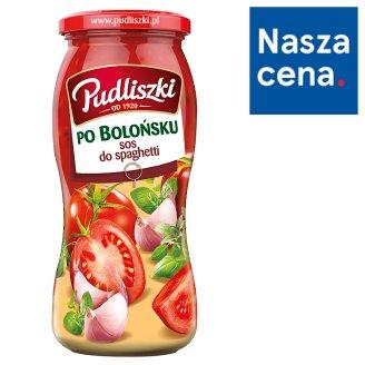 Pudliszki Bolognese Spaghetti Sauce 500 g