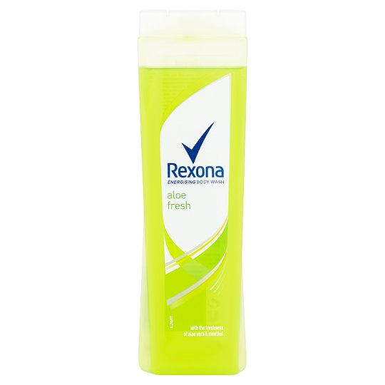 Rexona Aloe Fresh Żel pod prysznic 250 ml