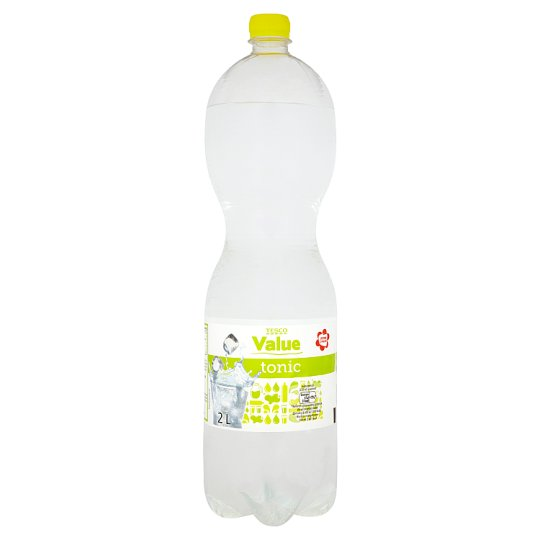 Tesco Value Tonic Napój gazowany 2 l