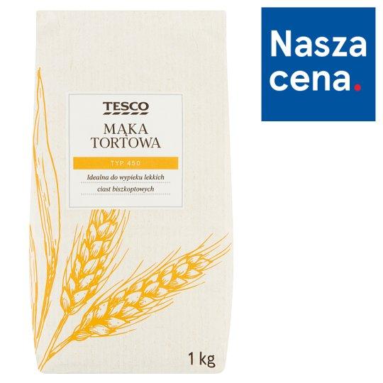 Tesco 450 Type Cake Wheat Flour 1 kg
