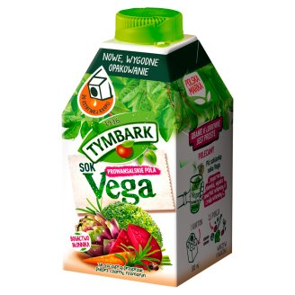 Tymbark Vega Provencal Fields Vegetable and Fruit Juice 500 ml